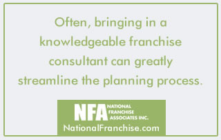 Franchise Consultant Help