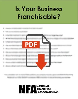 Is Your Business Franchisable?