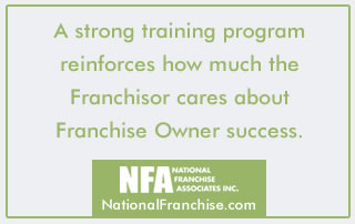Creating a Franchise Training Program