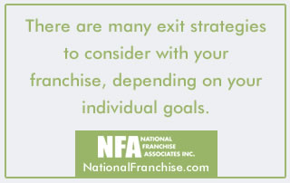 Franchise Exit Strategies